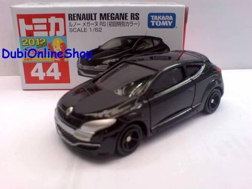 Jual Tomica No 44 Renault Megane RS (Spesial Colour)