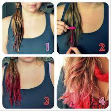 Give your hair some vivid pink boost carolyn collado to at least know whether pink highlights pmusecretfo Choice Image