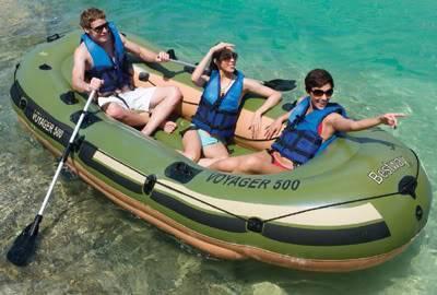 Jual perahu karet voyager,perahu karet murah