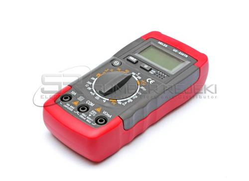 Jual Multimeter Digital UX838 HELES