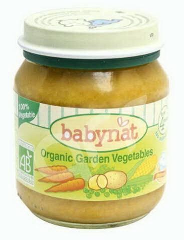 Jual babyNat  baby food