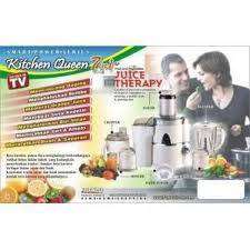 Jual POWER JUICER KITCHEN QUEEN 7 IN 1 ( AS SEEN ON TV ) ASLI