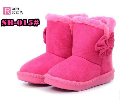 Model Sepatu Boot Anak Perempuan Murah Terbaru