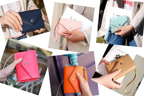 Jual Dompet Wanita Smart Handphone / HP / Blackberry / BB, Iphone, Ipod, Dompet...
