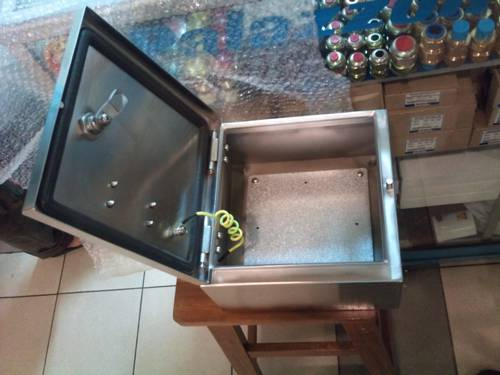 Jual PANEL JUNCTION BOX EXPLOSION PROOF (Alumunium Alloy, Stainless, GRP)  INDON...