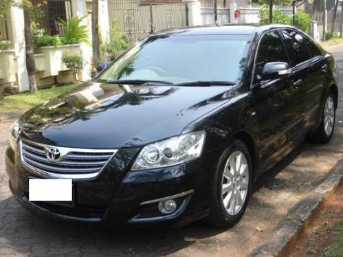 jual toyota camry 2008 bandung dinomarket pasardino jual. Black Bedroom Furniture Sets. Home Design Ideas