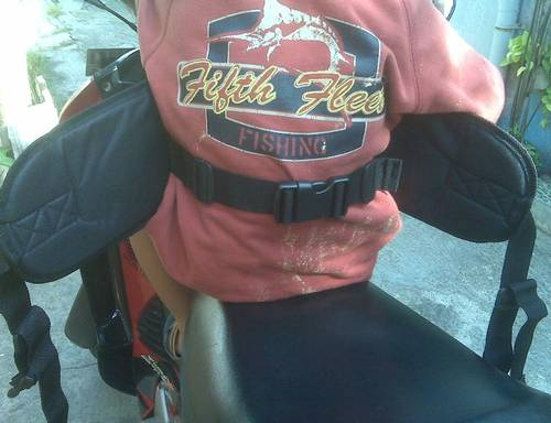 Jual SABUK PENGAMAN BONCENG MOTOR ANAK (Ready Stock & Reseller Welcome)