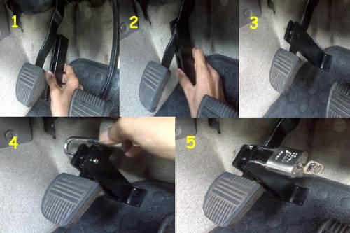 Jual KUNCI KOPLING (M/T) & REM (A/T) Sebagai Pengaman Tambahan Mobil Anda...