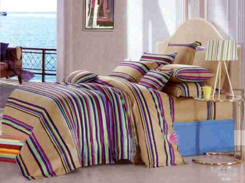 Jual sprei + bed cover esensial