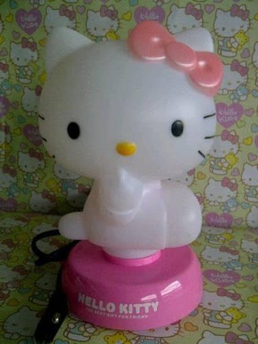 DINOMARKET PasarDinoTM Lampu Hello Kitty