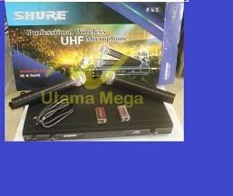 Jual MICROPHONE WIRELES MERK SHURE SH-8000