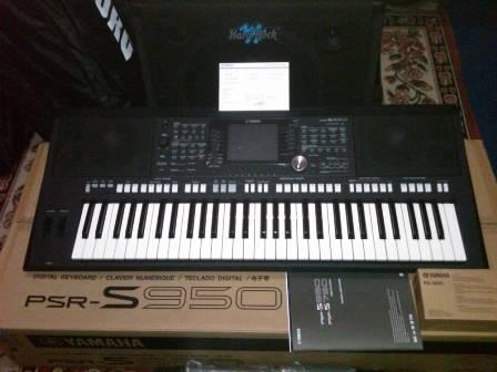 Dinomarket pasardino yamaha keyboard new s950 s750 for Yamaha psr s950 for sale