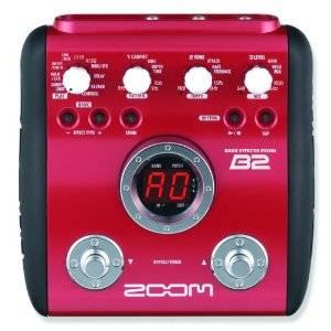 Jual Efek Bass : ZOOM B2 / ZOOM B2.1U / ZOOM B3