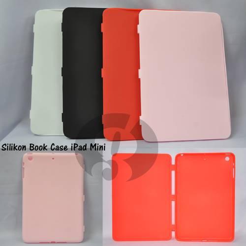 Direct Link for Product Jual silikon book case ipad mini :