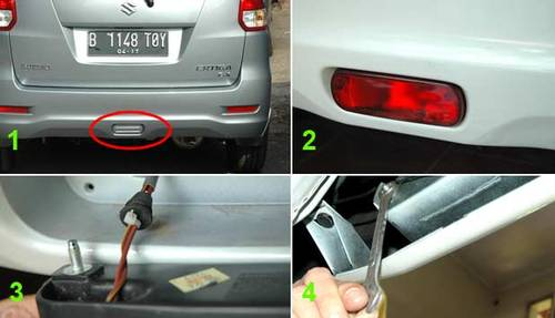 Jual Bumper Lamp Suzuki Ertiga