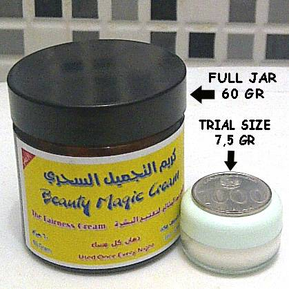 Jual BEAUTY MAGIC CREAM (BMC) cream ARAB HALAL