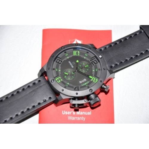 Jual Expedition e 6381 mc black green original