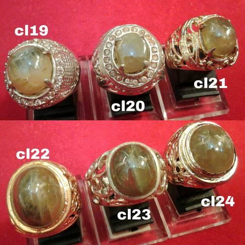 Jual Cincin Batu Ikat Lapis Emas
