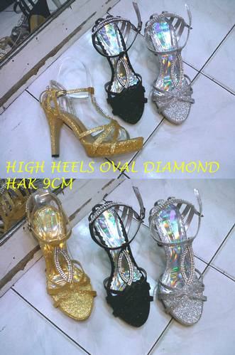 Jual HIGH HEELS PESTA MURAH