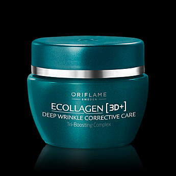 Jual Oriflame Ecollagen [3D+] Deep Wrinkle Corrective Care