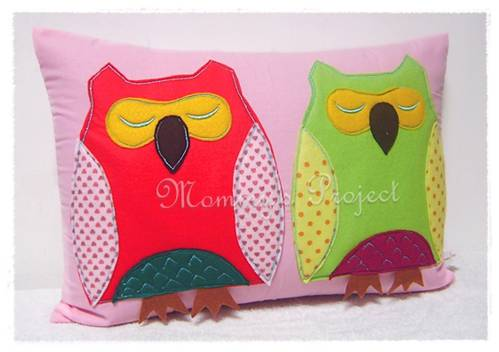 Direct Link for Product Jual sarung bantal the owl :