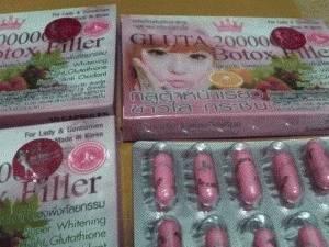 Jual Gluta 200000 Botox Filler ASLI KOREA MURAH