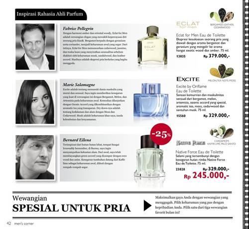Jual KATALOG ORIFLAME Edisi Mei 2013 (1-31Mei 2013)