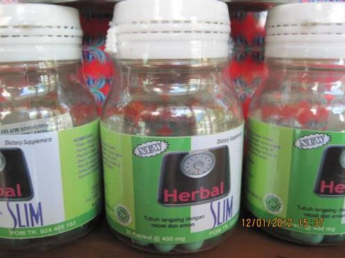 Jual New Herba Slim Premium / New HerbaSlim Premium
