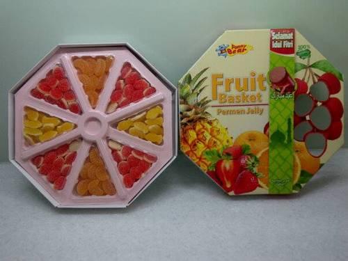 Jual Parcel Lebaran Fruitty Basket Dari Juice Asli
