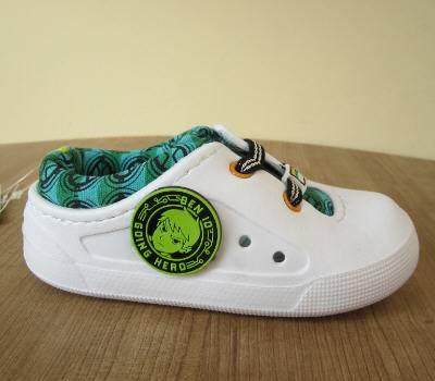 Jual Sepatu anak Ben 10 BT-3051W