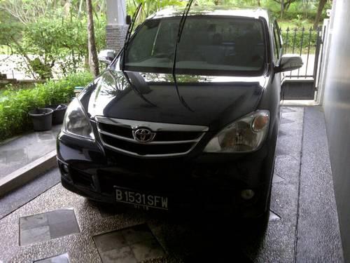 Jual Avanza 2009-2010 Type G A/T