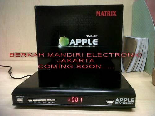 Jual Distributor Receiver Matrix Apple DVBT-2 Jakarta Indonesia