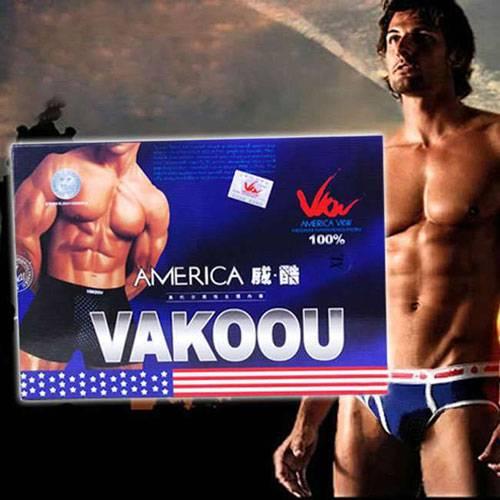 vakoou original asli amerika