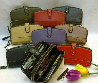 Jual Dompet Zara Shopper Super