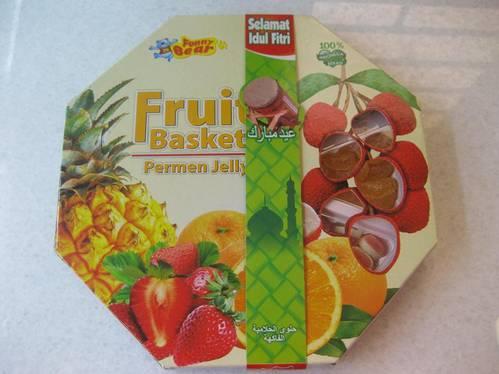 DINOMARKETR PasarDinoTM Fruit Basket
