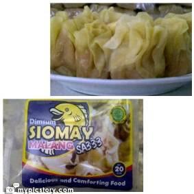 Jual Dimsum Siomay Malang SA333