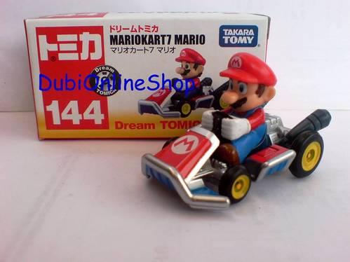 Jual Tomica Dream 144 Mariokart7 Mario