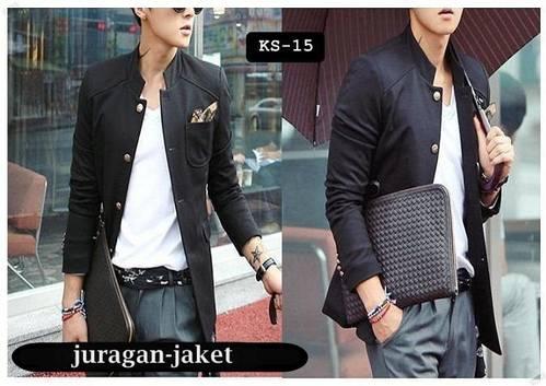 Jual blazer, jaket, kemeja korea style