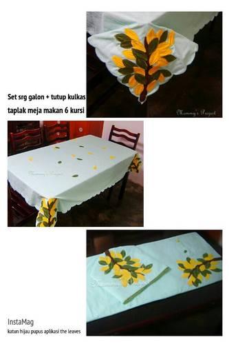 Jual Taplak meja makan