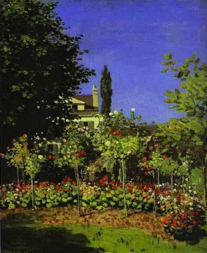 Jual Lukisan litografi Monet istimewa, 100% lukisan tangan (1-16)