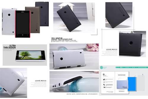 Jual Jual Hardcase Nillkin Hard Case Nokia Lumia 520