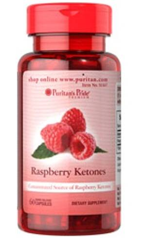 Jual Raspberry Ketones 100mg