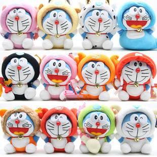 Jual Boneka Doraemon Zodiak