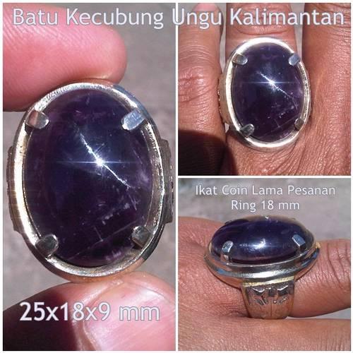 DINOMARKET : PasarDino™-Batu Kecubung Kalimantan Warna ...