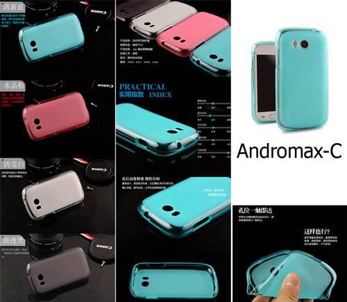 Jual Jual Softcase Gel Silicone Case Smartfren Andromax C