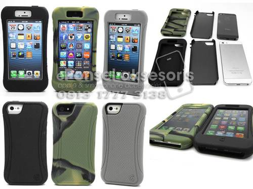 Jual iPhone 4, iphone 5 Griffin Survivor Slim