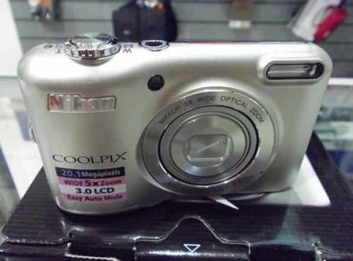 Jual PAKET HEMAT KAMERA DIGITAL POKET 20 MegaPixel Nikon L28