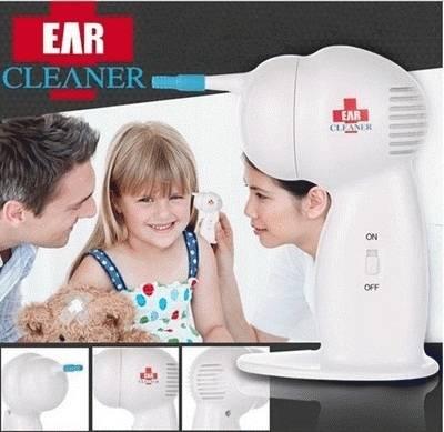 Jual WaxVac Ear Vacuum Cleaner Pembersih Telinga Aman dan Praktis