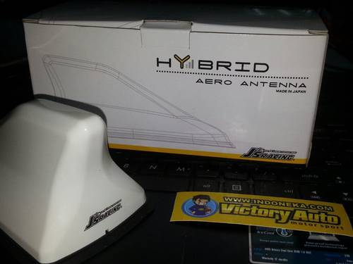 Jual Antena Sirip Hiu J'S Racing Hybrid