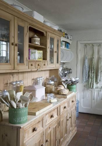 Dinomarket pasardino kitchen set jati belanda for Kitchen set kayu jati belanda